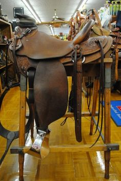 Kent Frecker Wade Saddle