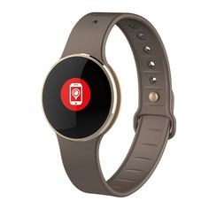 MyKronoz ZeCircle 2 Smartwatch, Brown