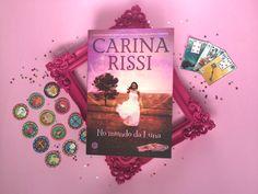 No Mundo da Luna conta a história de Luna, uma jornalista recém-formada que tem um chefe super grosseiro. Um livro para quem ama chick-lit. Escrito por Carina Rissi. :)