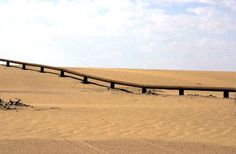 Subtopia: The Saudi's Immigrant-hunting Border Fence (<i>the nomadic fortress</i> part 2)
