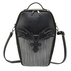 9a2ae2d9974 Naoto x Disney The Nightmare Before Christmas Coffin Shoulder Bag  Black   Nightmare