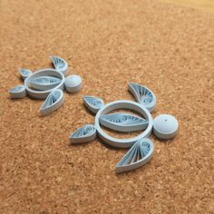 Quilled Sea Turtles
