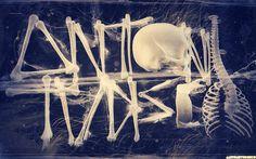 """bonez"" Font By Antoni Tudisco, Via Behance"