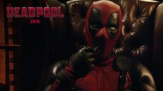 Well that's different. Ryan Reynold's as Deadpool, does a trailer for his own trailer. Clever. Premieres tomorrow.