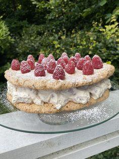 Danish Cake, Danish Food, Desert Recipes, Tiramisu, Cheesecake, Deserts, Keto, Baking, Ethnic Recipes