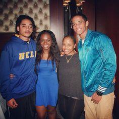 CORDELL BROADUS CELEBRATES HIS 17TH BIRTHDAY - Black Celebrity Kids