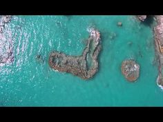 DJI Phantom 2 Vision Plus ocean and reef.  Please share and enjoy my other P2V+ drone videos too!  Filmed with the latest DJI Phantom 2 Vision+ drone in stock configuration.
