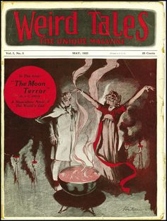 """5 Great Works of """"Weird"""" Fiction"""