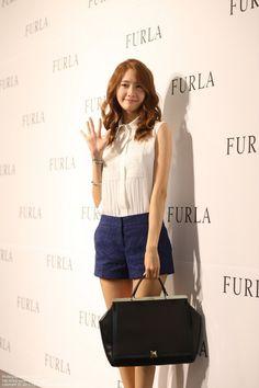 SNSD's Yoona // always classy  stylish