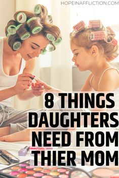 The mother and daughter relationship is so important. Moms, it's never too late to change your relationship with your daughter for the better. Find out 8 things your daughter needs most and start giving her what she needs now. Parenting For Dummies, Parenting Teens, Parenting Hacks, Raising Girls, Raising Daughters, Mother Daughter Relationships, Toddler Discipline, Happy Mom, Gentle Parenting