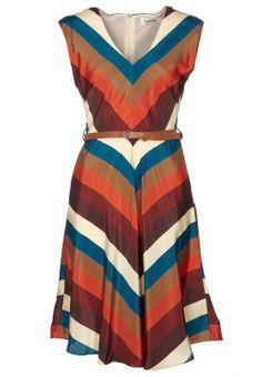 fcbaaaa62bab73 Louche DUCHESS Korte jurk multi Dress Clothes For Women