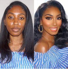 Short Curly Bob Lace Front Human Hair Wigs Natural Color Brazilian Virgin Human Hair Wigs With Baby Hair for Black Women Glam Makeup, Flawless Makeup, Makeup Tips, Hair Makeup, Makeup Ideas, Makeup Eyeshadow, Makeup Jokes, Makeup Eraser, Sexy Makeup