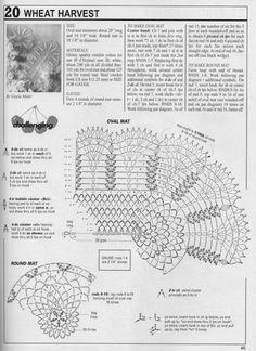 Decorative Crochet November 2000 Magazine 78 - DEHolford - Picasa Webalbumok