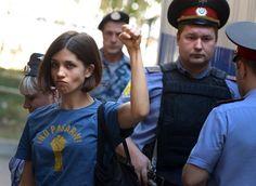 Nadeschda Tolokonnikowa   Pussy Riot.