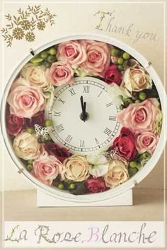 Flower Clock〜花時計〜