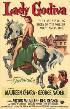 lady Godiva | Lady Godiva Movie Posters From Movie Poster Shop