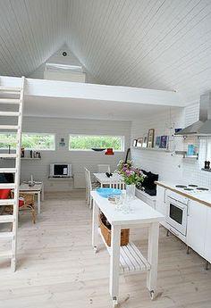 swedish house in komstad.