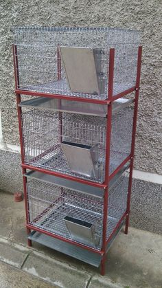 Chicken Barn, Chicken Cages, Rabbit Cages Outdoor, Finch Cage, Parakeet Care, Quail Coop, Poultry Cage, Goat Shelter, Raising Quail