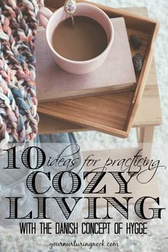 Do you want a home that feels welcoming as soon as you walk through the door? A refuge from the busyness of life? A place to slow down? Then try a little hygge in your home!