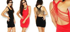 Dress up in Criss Cross Back! LOVE this
