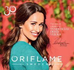 Catálogo 08 de 2015 da Oriflame