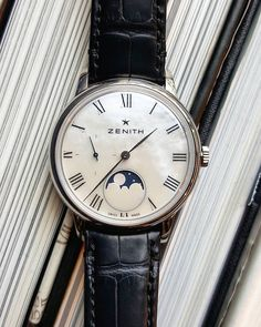 The timeless Elite Lady Moonphase 36mm is always mesmerizing to watch. …