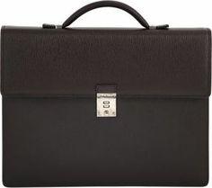 Salvatore Ferragamo Revival Briefcase on shopstyle.com For MEN