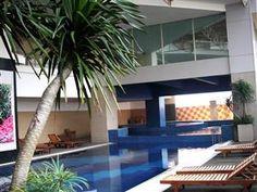 Best Residence and Hotel of Western Mangga Dua : Swimming Pool