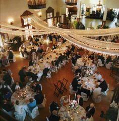 Detroit Yacht  Club | A Detroit wedding venue | www.partyista.com