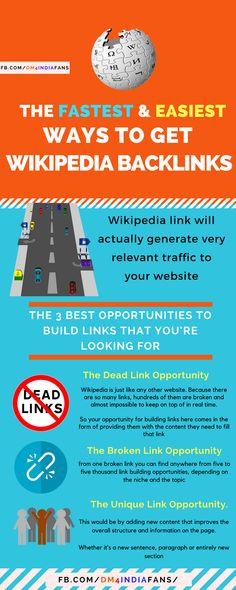 #Digitalmarketing #SEO #backlinks Friens, Wikipedia backlinks can be a great asset to your website.