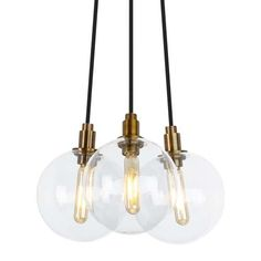 Gambit 3 Lite LED Chandelier