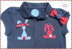 Camisola de criança personalizada