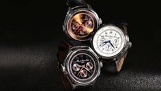 Black, Starr & Frost Introduces Men's Fine Timepiece Collection | Luxury Newswire