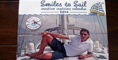 WIN a great goody bag from Smiles to Sail - An Englishman in Dubrovnik Calendar 2014, Dubrovnik, Goodie Bags, Sailing, San, Smile, Candle, Goody Bags, Laughing