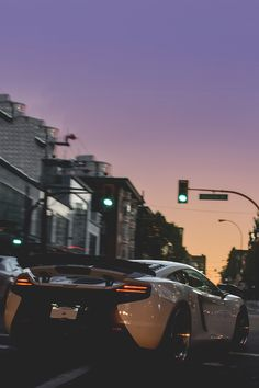 Superior Luxury — motivationsforlife:  Night Vibes by SupercarsofBC...