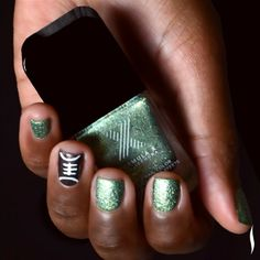Game on!Show us your fanciest football nails for a chance to be featured & score a #SephoraNailspotting touchdown.