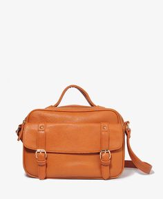 Buckled Flap Crossbody   FOREVER21 Makes me want to take a trip to the library. . .
