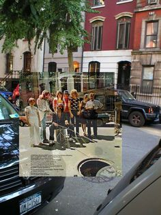 Foghat - Fool For The City - Back (Outside of 232 East 11th Street between second and Third Avenues,, New York.)