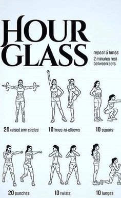 Hour glass figure quick circuit workoutAlthough some people can go to the gym regularly, others unfortunately cannot have that order … Summer Body Workouts, Body Workout At Home, Workout For Flat Stomach, Gym Workout Tips, Fitness Workout For Women, At Home Workout Plan, Workout Challenge, Easy Workouts, At Home Workouts