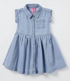 Resultado de imagen para molde de avental para vestido infantil