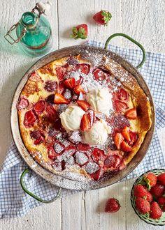 Tasty, Yummy Food, Sweet Pastries, Something Sweet, Vegetable Pizza, Sweet Treats, Food And Drink, Sweets, Breakfast
