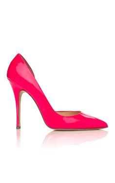 Hot Pink Heels Duccio Venturi Spring/Summer 2013 Collection at Moda Operandi   Moda Operandi