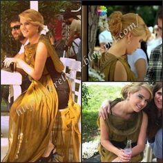 Adını Feriha Koydum sezon finali Arzu Kaprol tasarımı elbise
