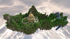 Paradise Minecraft Project
