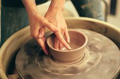 I want to take pottery