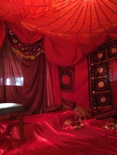Red Tent & movie screening from the RCG-I Priestess Gathering this past weekend. Wisconsin Dells, WI.