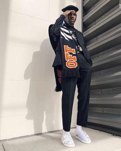 """Once i drop my line, Dem Dead"" Sterling Grey, Boss, Punk, Street Style, Style Inspiration, Mens Fashion, Jackets, Instagram, Monochrome"