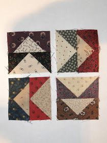 Heartspun Quilts ~ Pam Buda: Pocket Patchwork ~ Orphans & Scraps ~ Part One - ongoing this year
