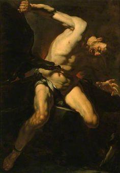 Prometheus by Michelangelo Merisi da Caravaggio (attributed to)