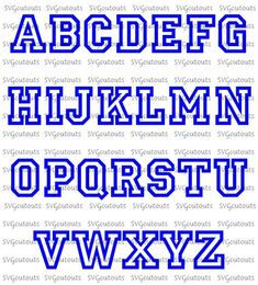 Download Full Alphabet Svg Fonts Cutfile Alphabet – Gorgeous Multiple Swashes Cricut Fonts – Svgádxf Eps Silhoutte & Cricut – Commercial Use Clean Cutting Files SVG